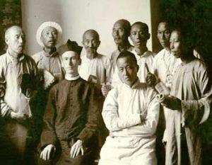 Fr. Fraser in China