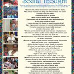 Catholic Social Thought Poster