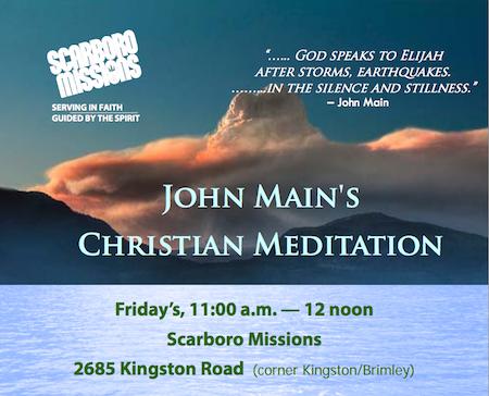 john-main-meditation