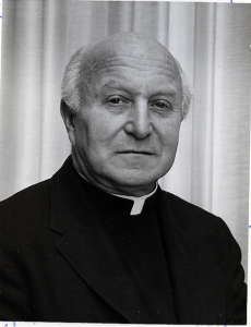 Today, there are several dozen centres around the world dedicated to studying the relationship between Christians and Jews. But it was Monsignor John Oesterreicher who deserves the credit for establishing the first of them.