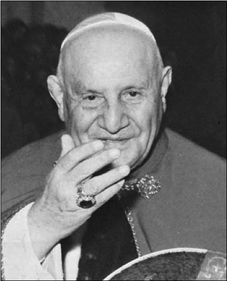 pope john xxiii a partner in Partner with ignatius press to bring the saints and other holy people to life on the 'big screen' right in your church, school, or social hall.