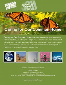 Caring for Our Common Home Flyer