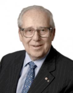 Dr. Victor Goldbloom (1923- )
