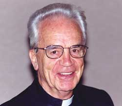 Scarboro missioner Fr. Lou Quinn received the Order of Canada in 1995 for his dedicated life in the Dominican Republic.