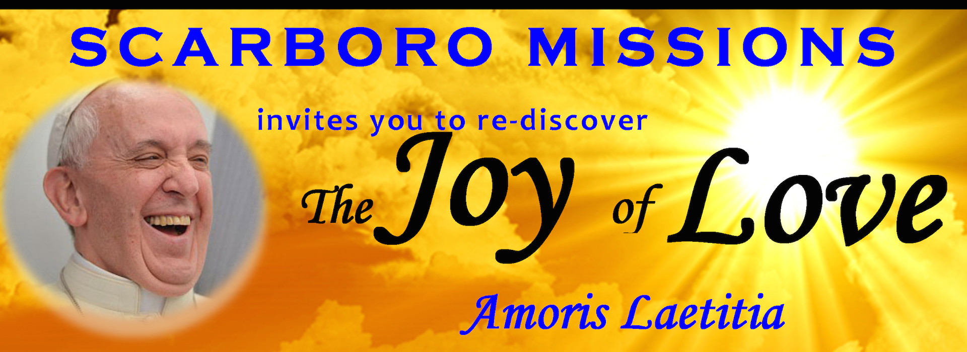 Joy of Love Banner
